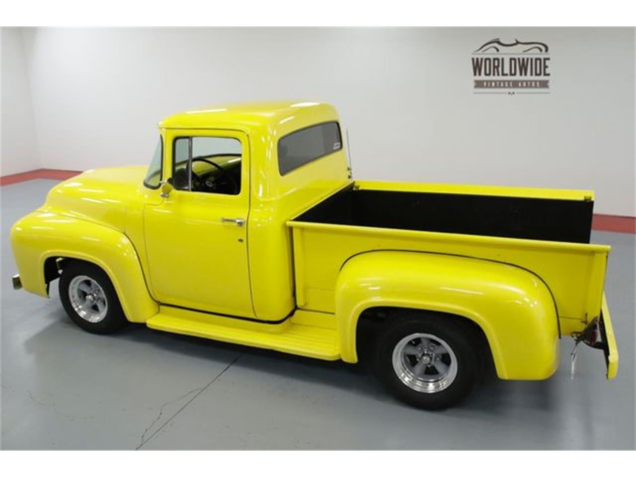 Large Picture of '56 F100 located in Colorado Offered by Worldwide Vintage Autos - PH1T