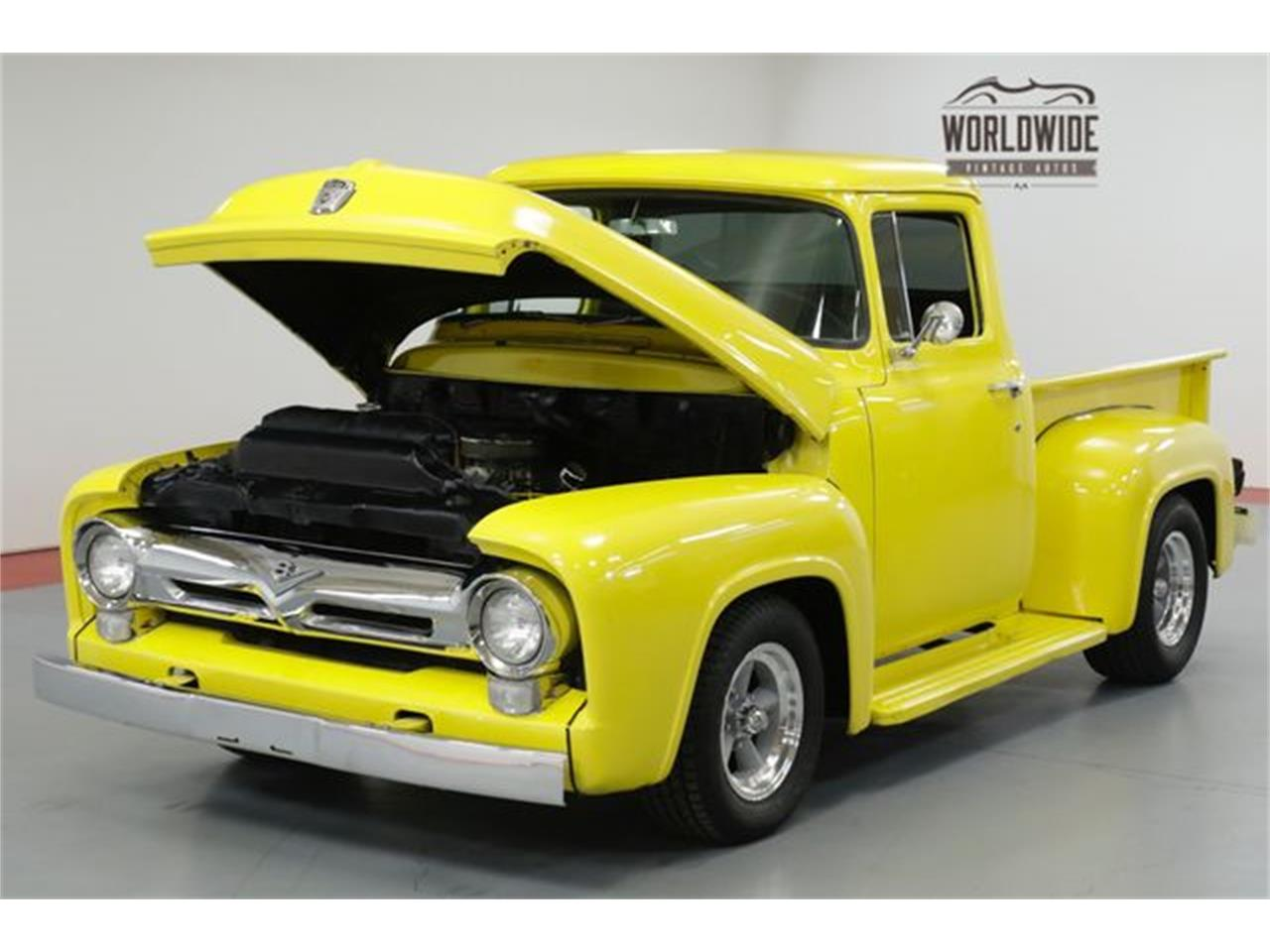 Large Picture of 1956 Ford F100 - $23,900.00 Offered by Worldwide Vintage Autos - PH1T