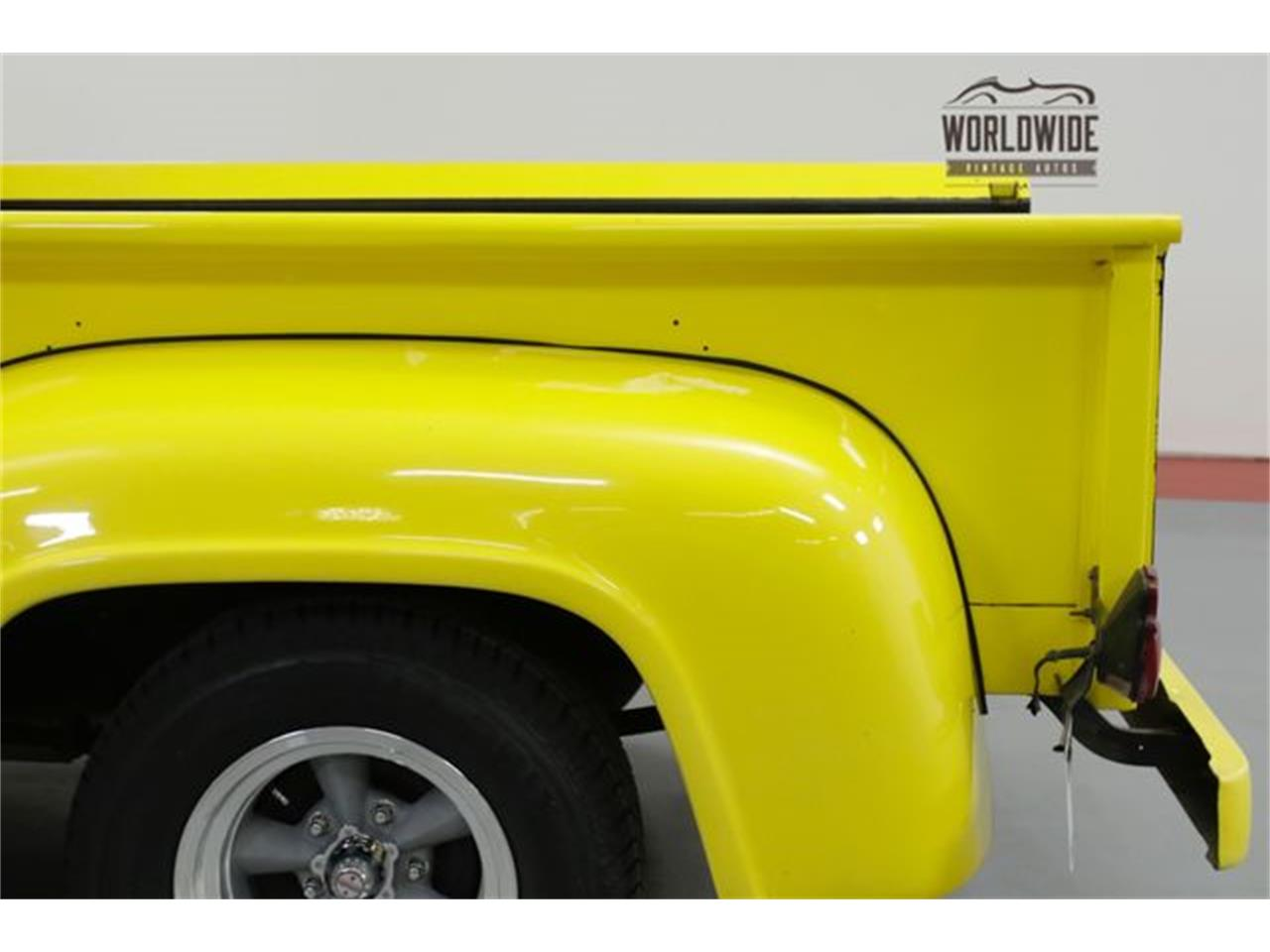 Large Picture of '56 Ford F100 Offered by Worldwide Vintage Autos - PH1T