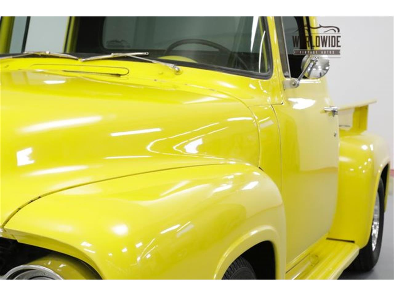 Large Picture of Classic 1956 Ford F100 located in Colorado Offered by Worldwide Vintage Autos - PH1T