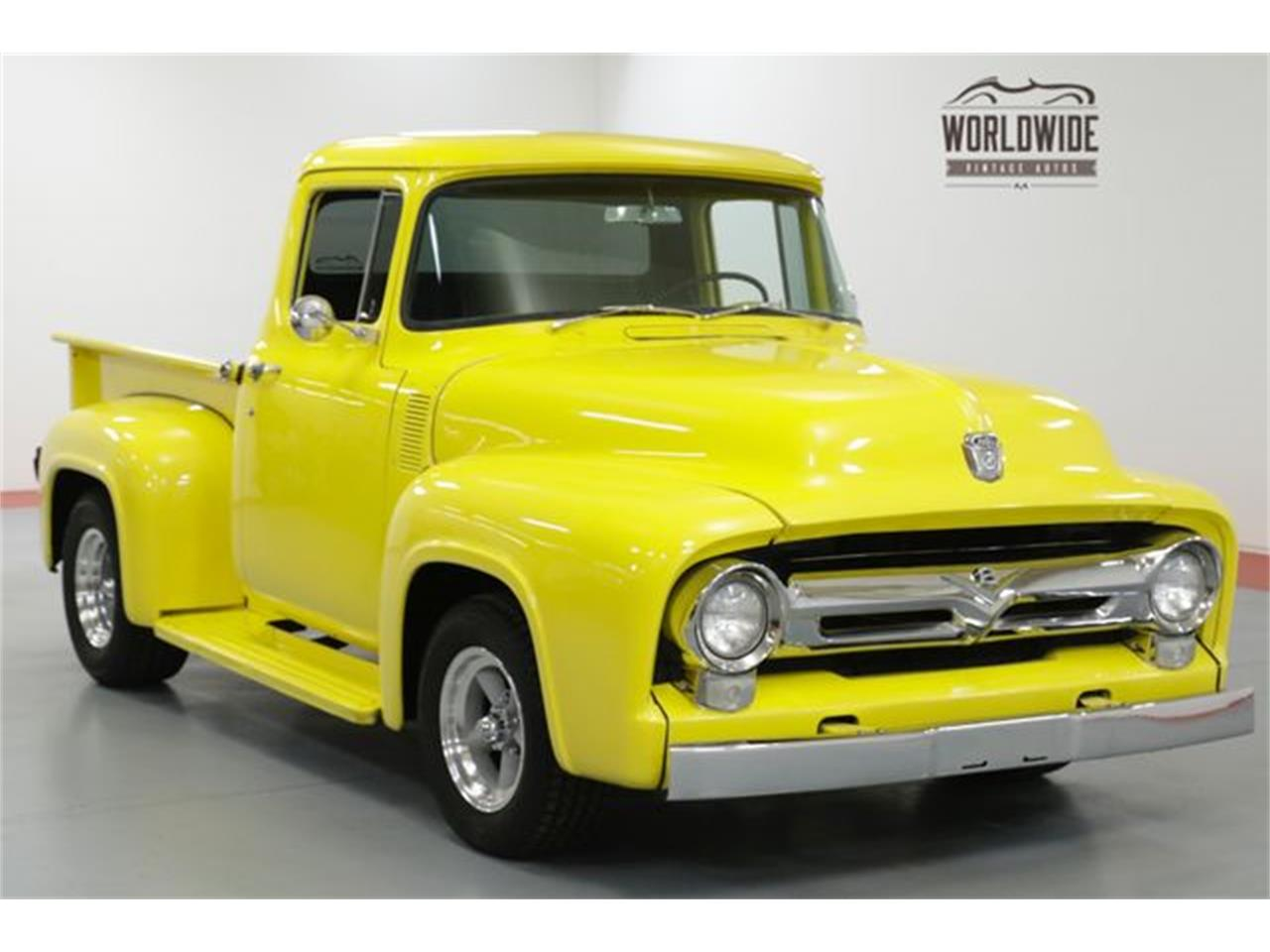 Large Picture of Classic '56 Ford F100 Offered by Worldwide Vintage Autos - PH1T