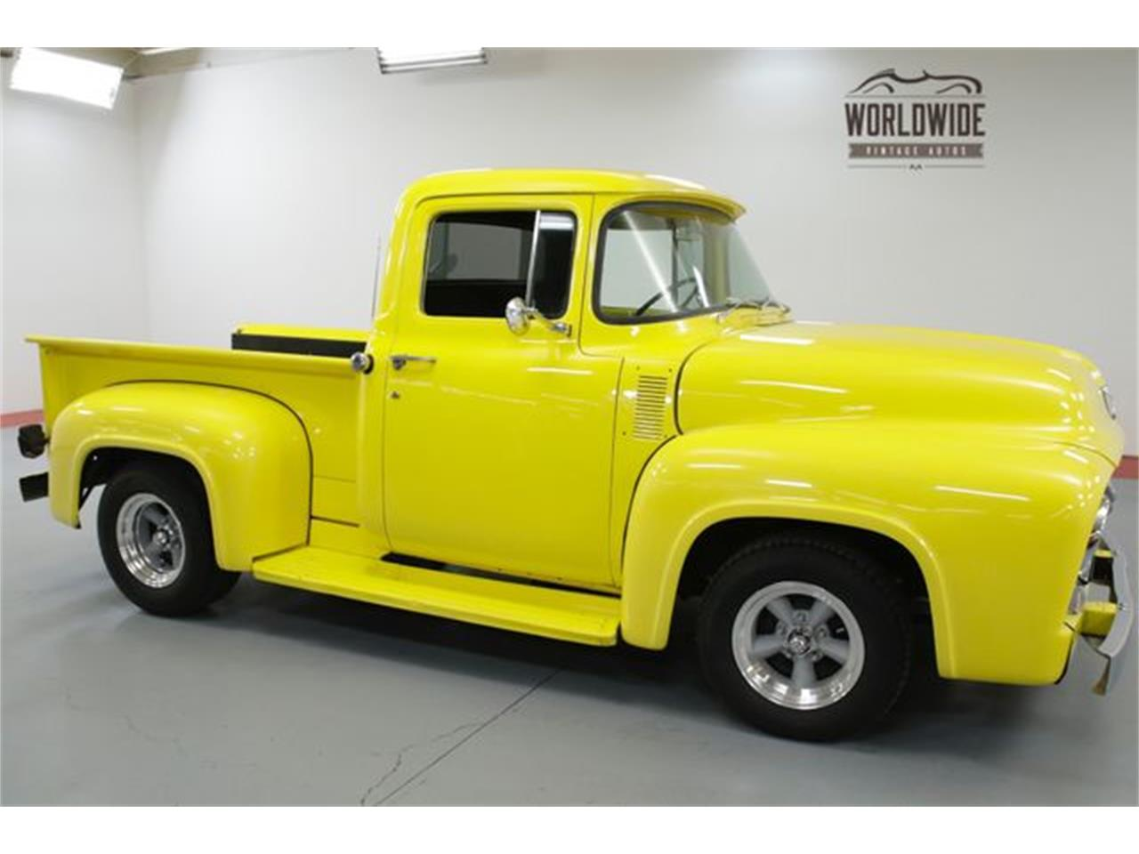 Large Picture of Classic 1956 F100 located in Denver  Colorado Offered by Worldwide Vintage Autos - PH1T