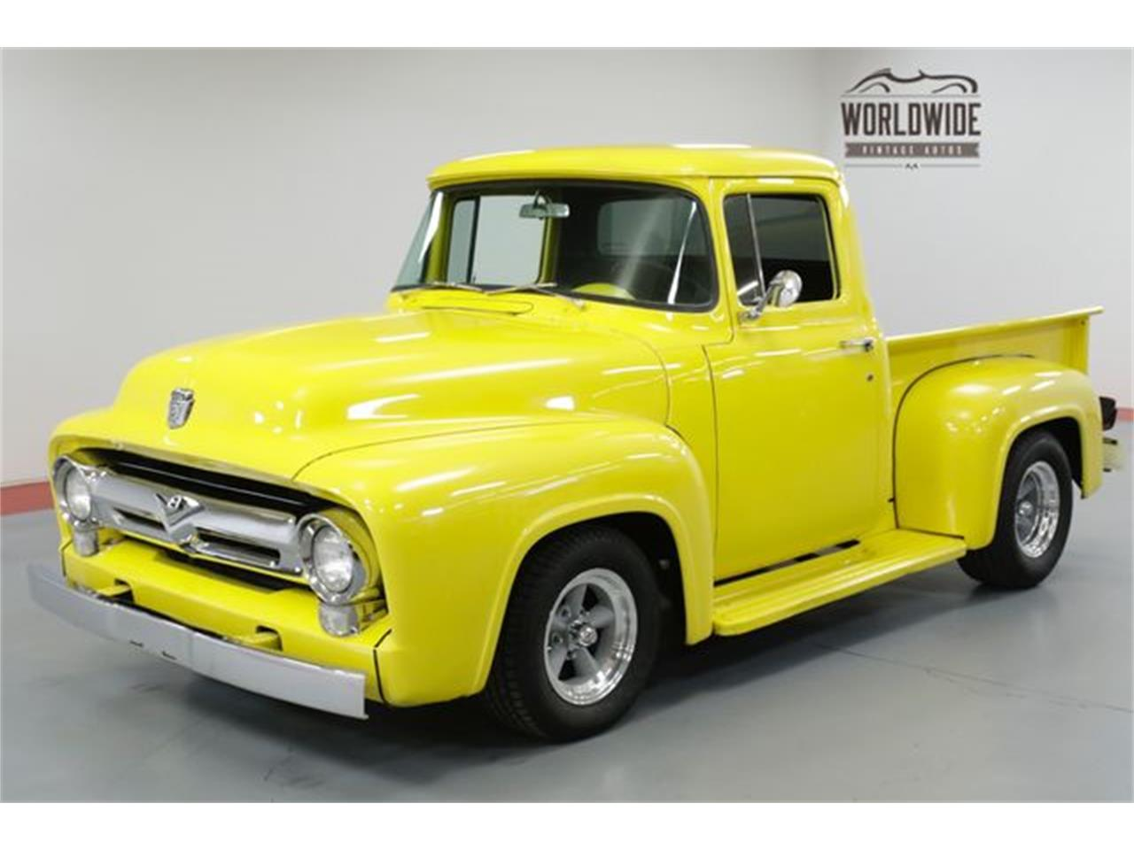 Large Picture of Classic 1956 Ford F100 located in Colorado - $23,900.00 - PH1T