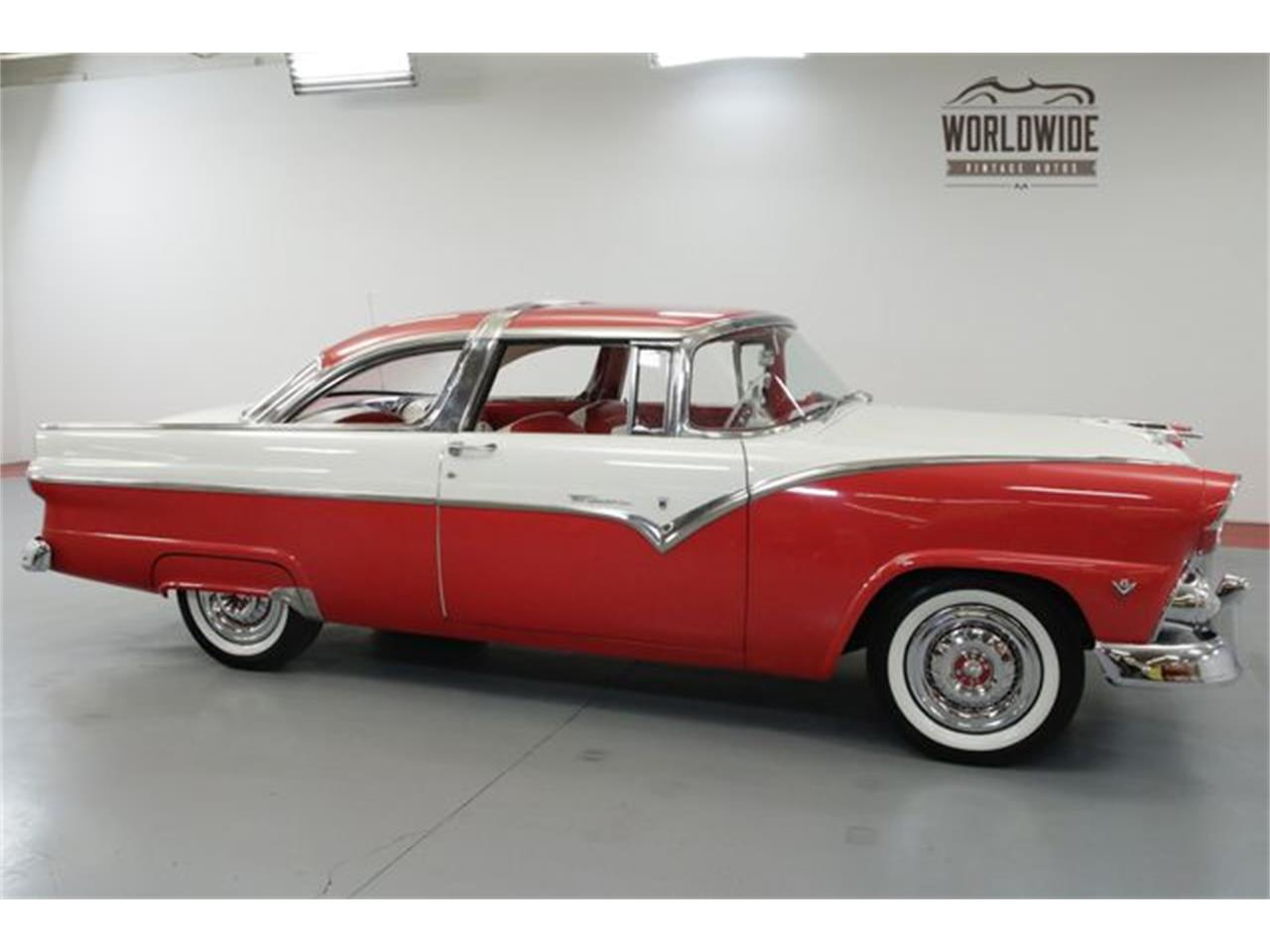 Large Picture of 1955 Crown Victoria located in Denver  Colorado Offered by Worldwide Vintage Autos - PH1W
