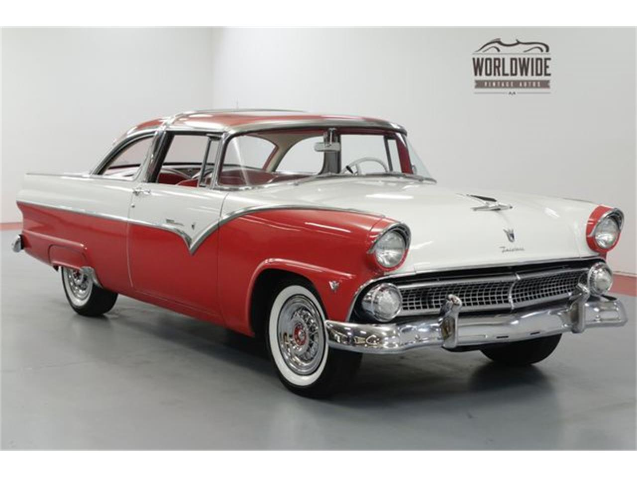 Large Picture of Classic 1955 Crown Victoria located in Colorado - $25,900.00 Offered by Worldwide Vintage Autos - PH1W