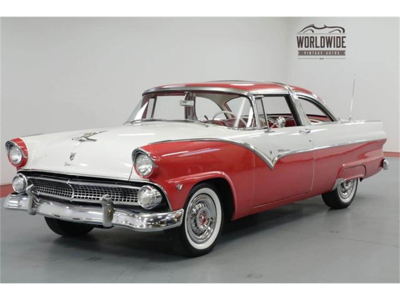 Large Picture of Classic '55 Crown Victoria located in Colorado - $25,900.00 Offered by Worldwide Vintage Autos - PH1W