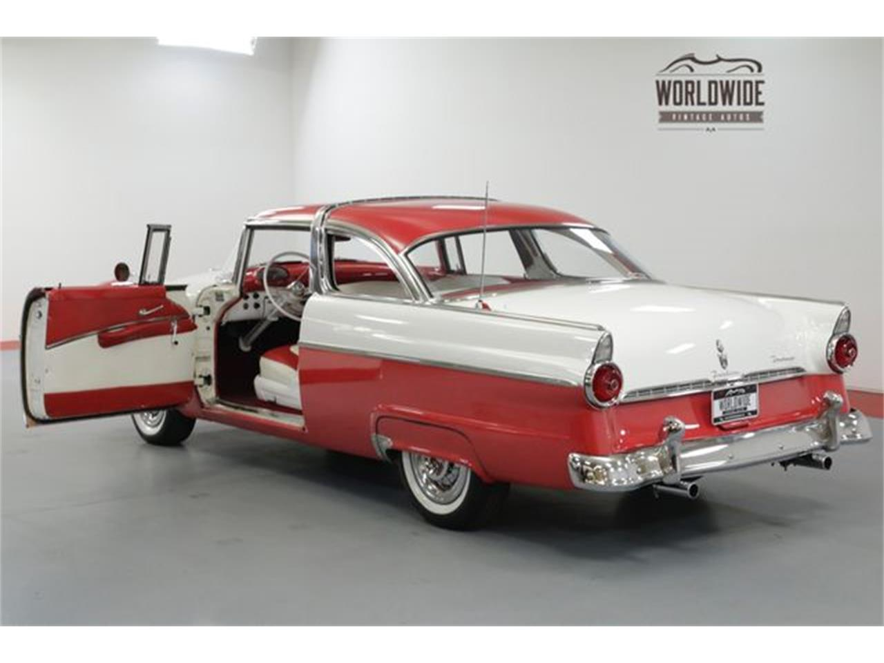 Large Picture of '55 Ford Crown Victoria located in Denver  Colorado Offered by Worldwide Vintage Autos - PH1W