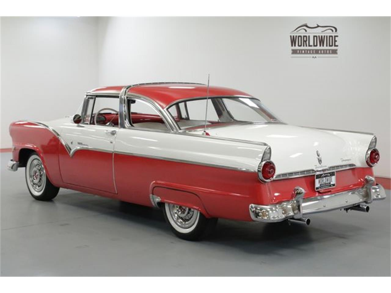Large Picture of Classic 1955 Ford Crown Victoria located in Denver  Colorado - $25,900.00 Offered by Worldwide Vintage Autos - PH1W
