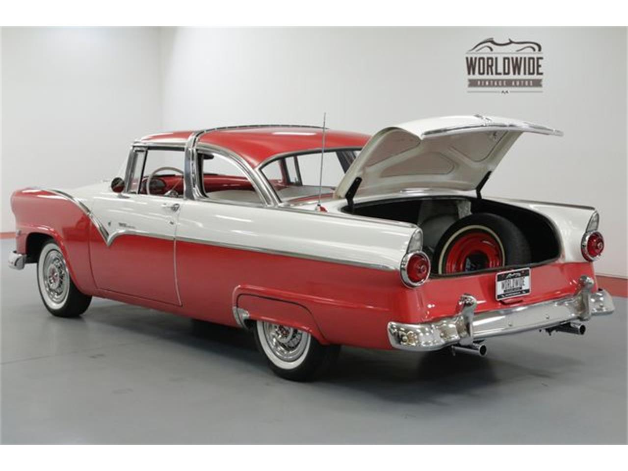 Large Picture of Classic '55 Ford Crown Victoria Offered by Worldwide Vintage Autos - PH1W