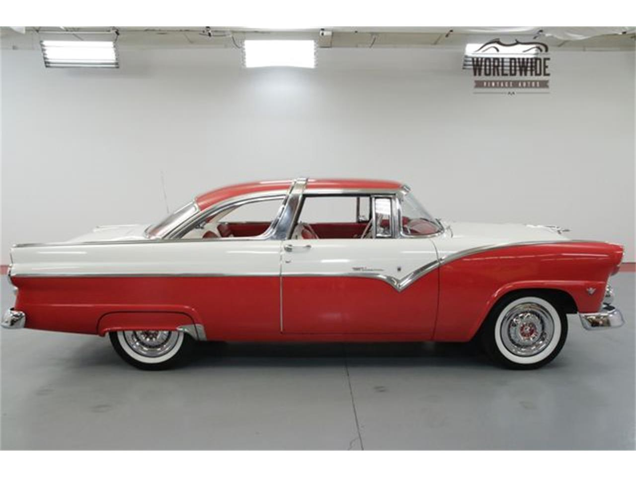 Large Picture of Classic 1955 Ford Crown Victoria Offered by Worldwide Vintage Autos - PH1W