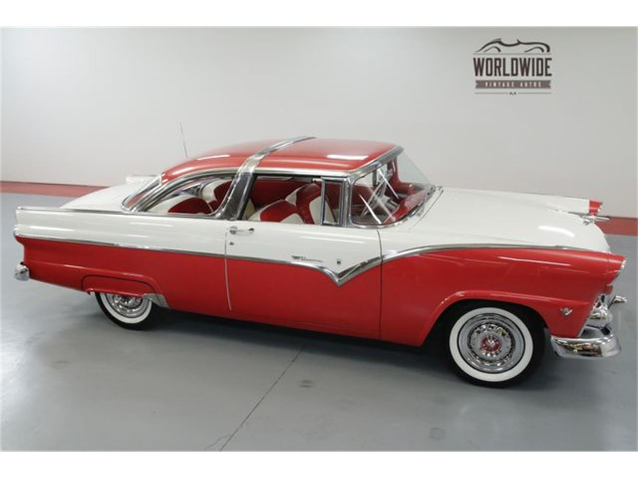 Large Picture of Classic 1955 Crown Victoria located in Denver  Colorado Offered by Worldwide Vintage Autos - PH1W