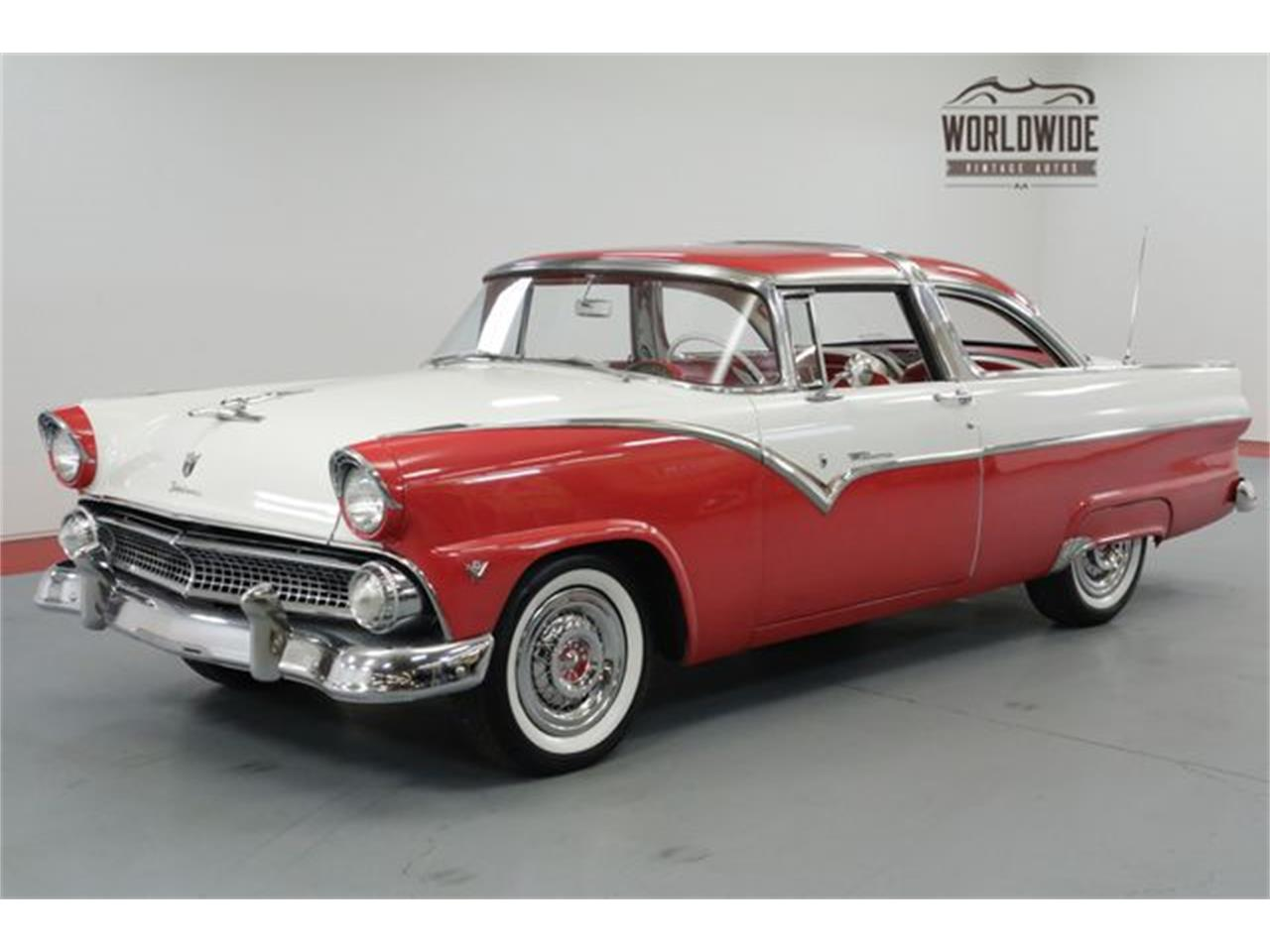 Large Picture of '55 Crown Victoria Offered by Worldwide Vintage Autos - PH1W