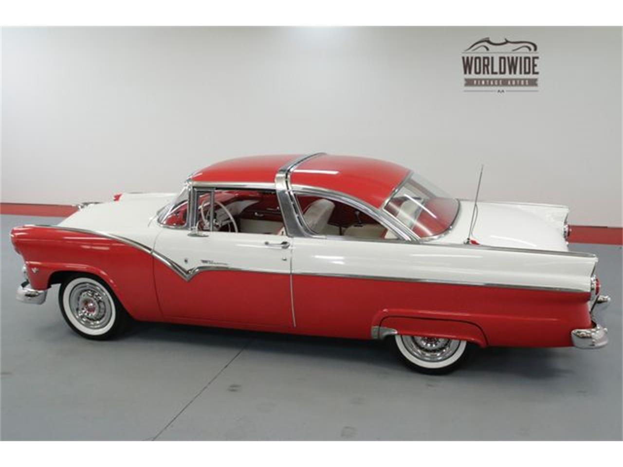 Large Picture of Classic 1955 Crown Victoria Offered by Worldwide Vintage Autos - PH1W