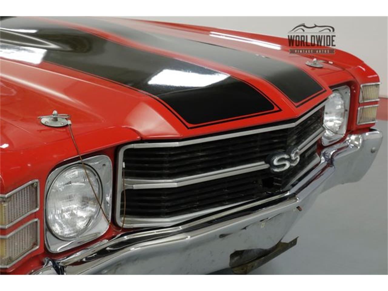 Large Picture of Classic 1971 Chevrolet Chevelle - $24,900.00 Offered by Worldwide Vintage Autos - PH1X