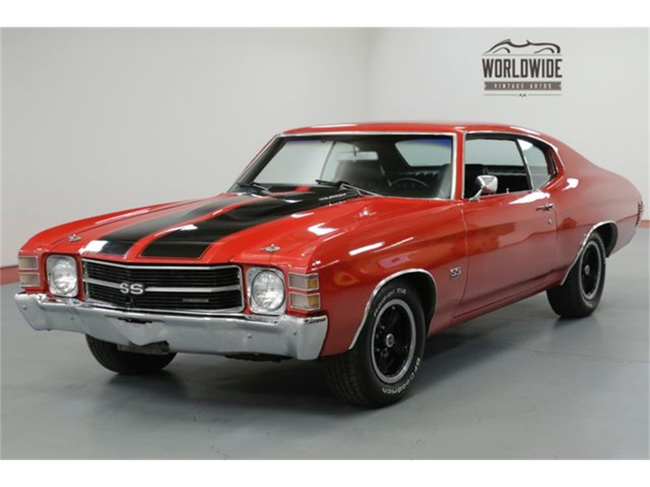 Large Picture of 1971 Chevrolet Chevelle located in Denver  Colorado - $24,900.00 Offered by Worldwide Vintage Autos - PH1X