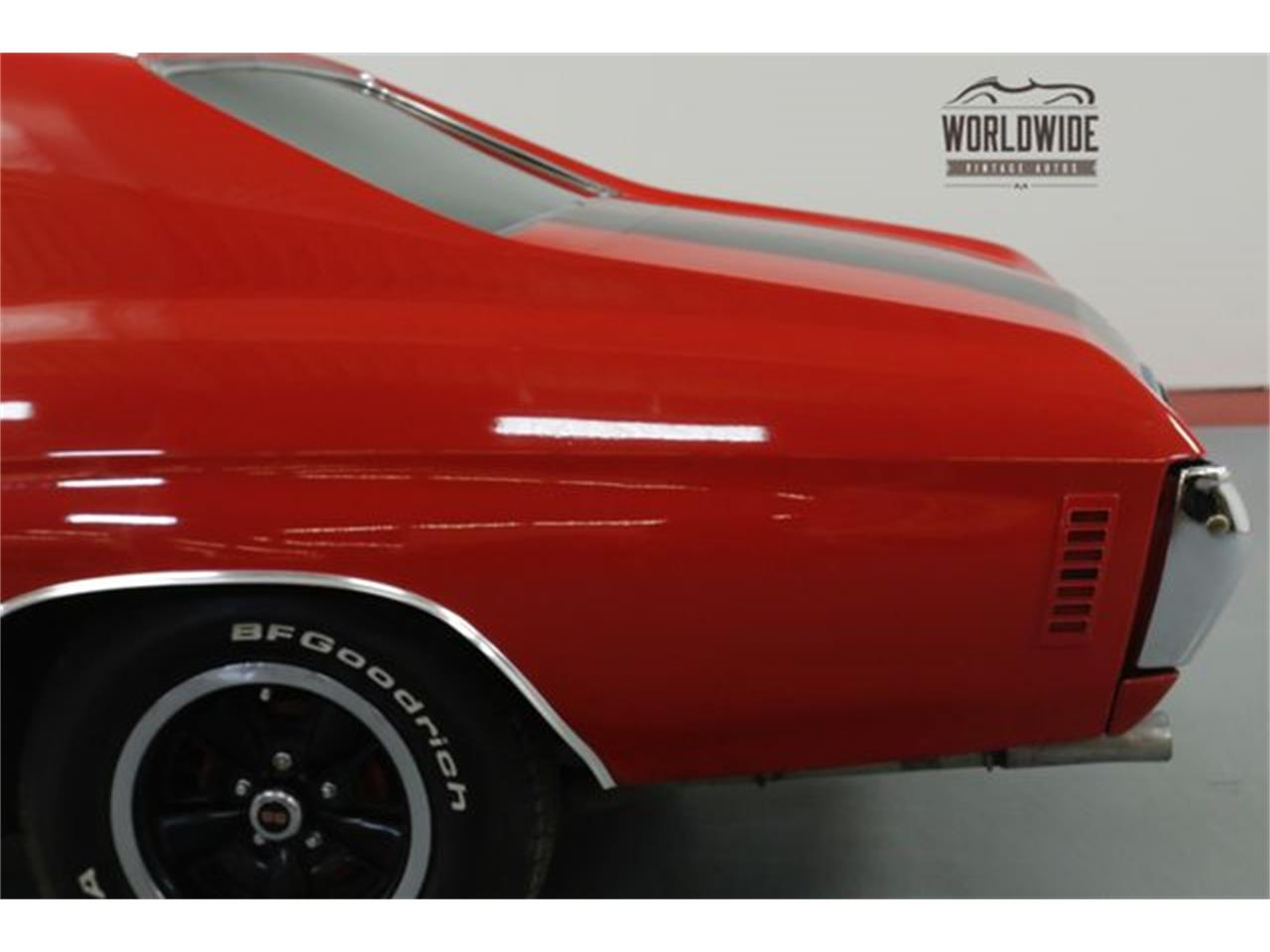 Large Picture of Classic '71 Chevrolet Chevelle Offered by Worldwide Vintage Autos - PH1X