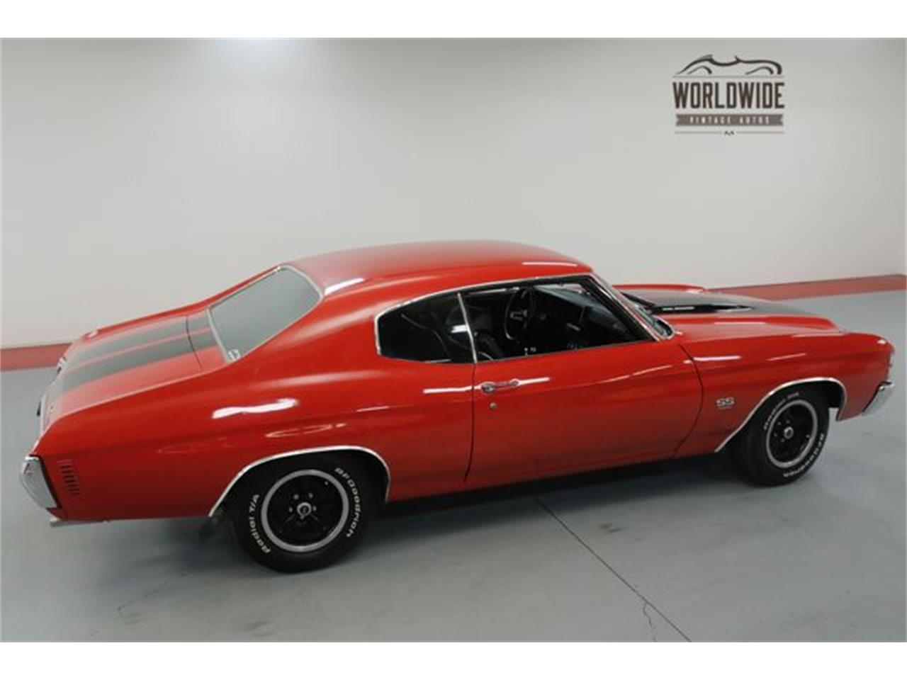 Large Picture of '71 Chevelle located in Denver  Colorado Offered by Worldwide Vintage Autos - PH1X