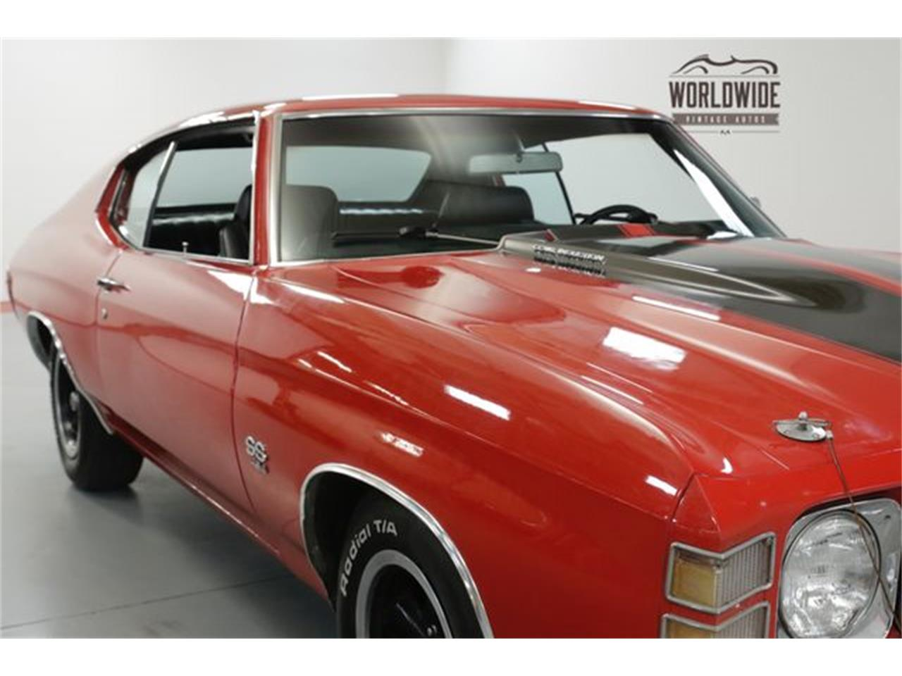 Large Picture of Classic '71 Chevelle located in Denver  Colorado - PH1X