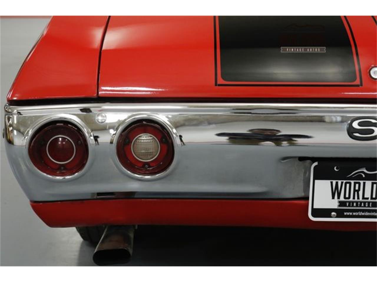 Large Picture of Classic 1971 Chevelle located in Colorado Offered by Worldwide Vintage Autos - PH1X