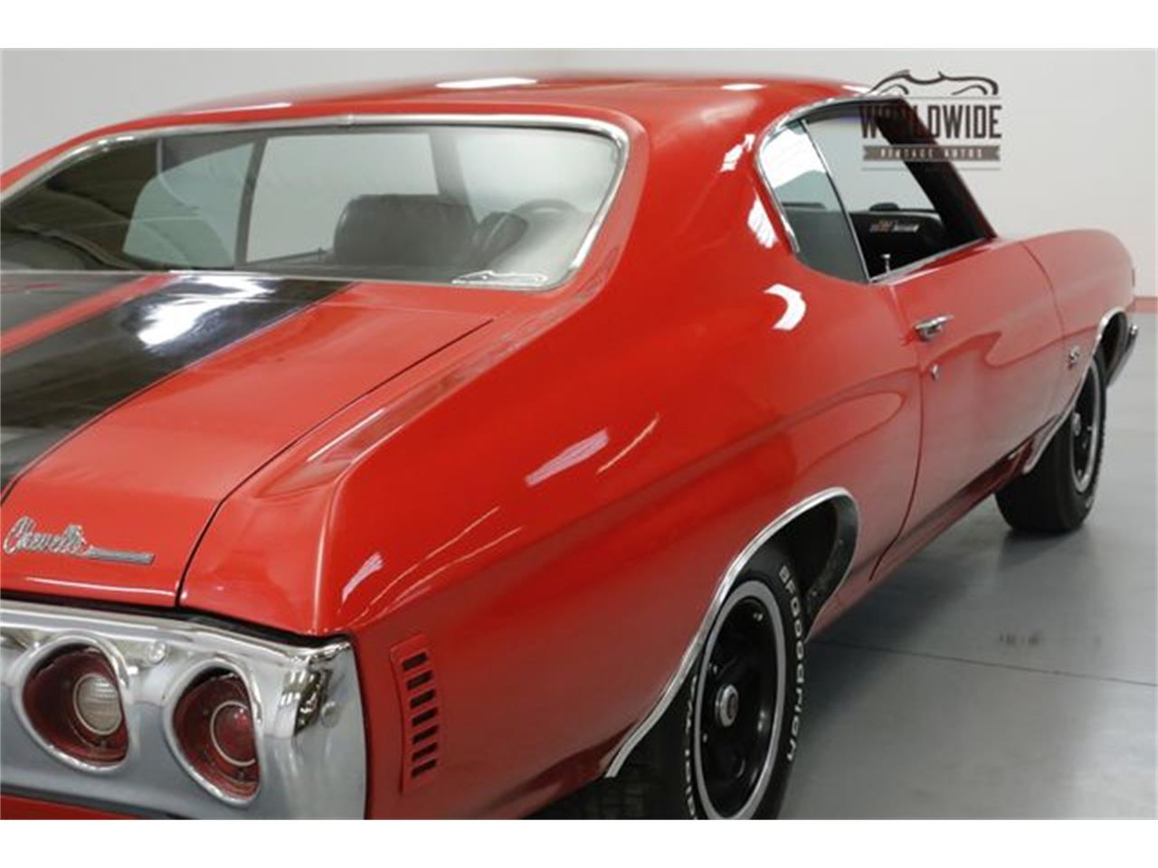 Large Picture of '71 Chevrolet Chevelle located in Denver  Colorado - $24,900.00 - PH1X