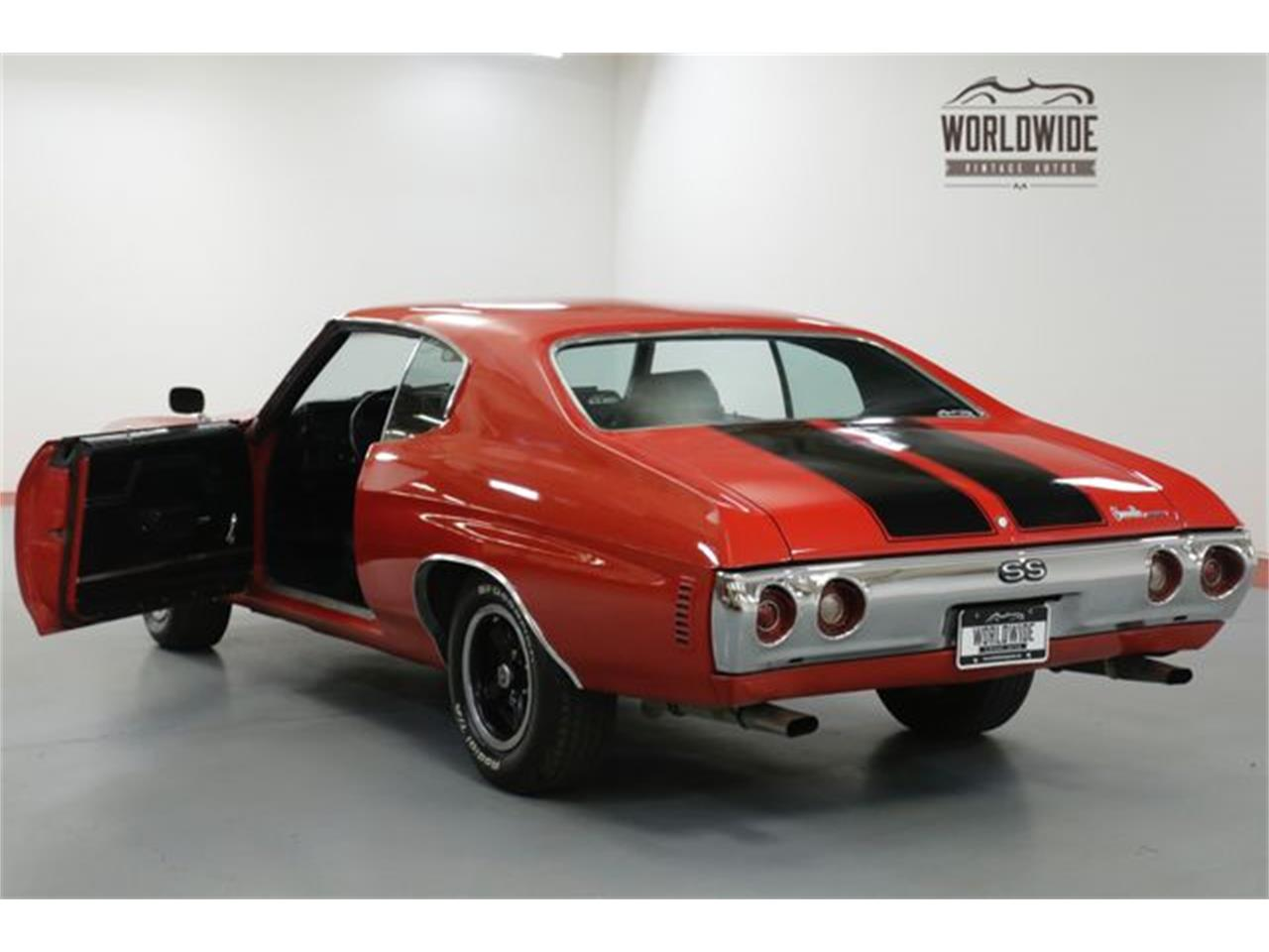 Large Picture of 1971 Chevelle - $24,900.00 Offered by Worldwide Vintage Autos - PH1X