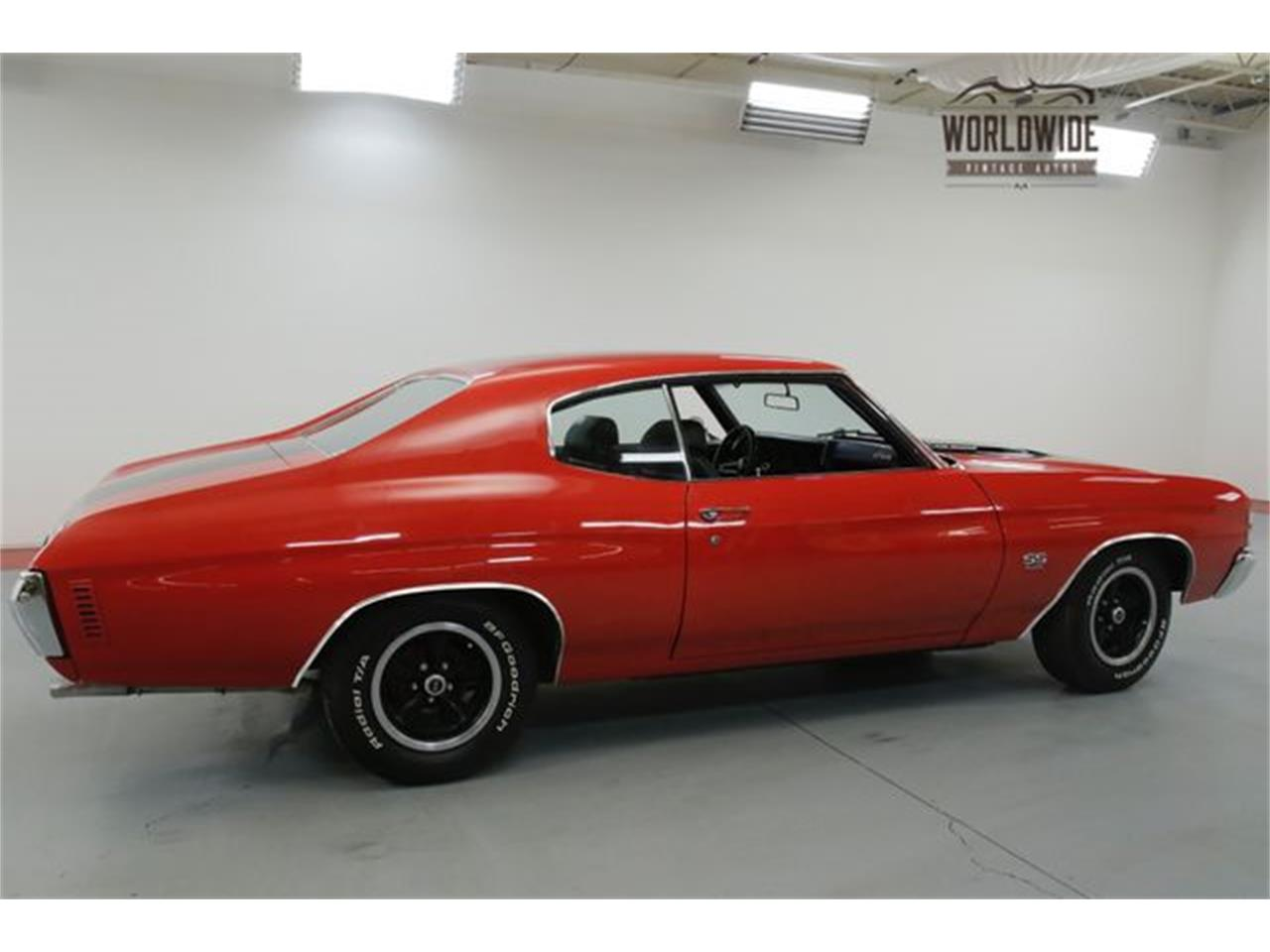 Large Picture of 1971 Chevelle located in Colorado Offered by Worldwide Vintage Autos - PH1X