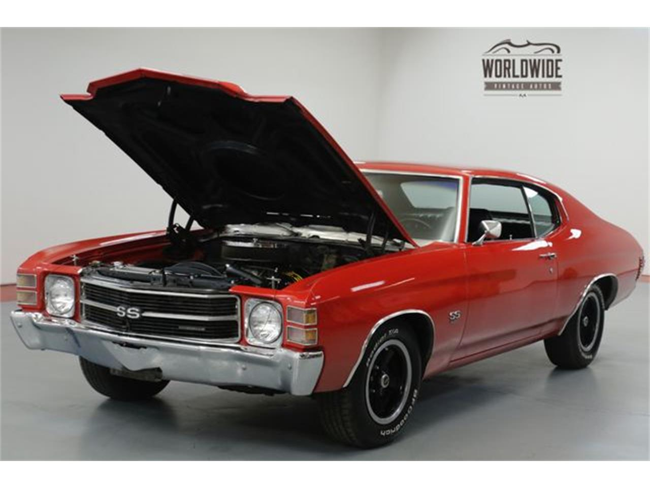 Large Picture of Classic '71 Chevelle located in Denver  Colorado Offered by Worldwide Vintage Autos - PH1X