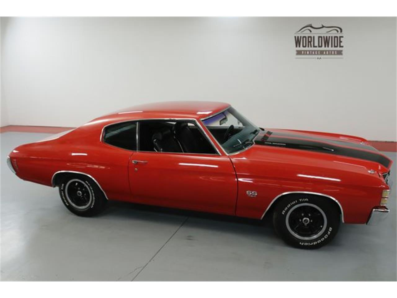 Large Picture of Classic '71 Chevrolet Chevelle located in Colorado - $24,900.00 Offered by Worldwide Vintage Autos - PH1X