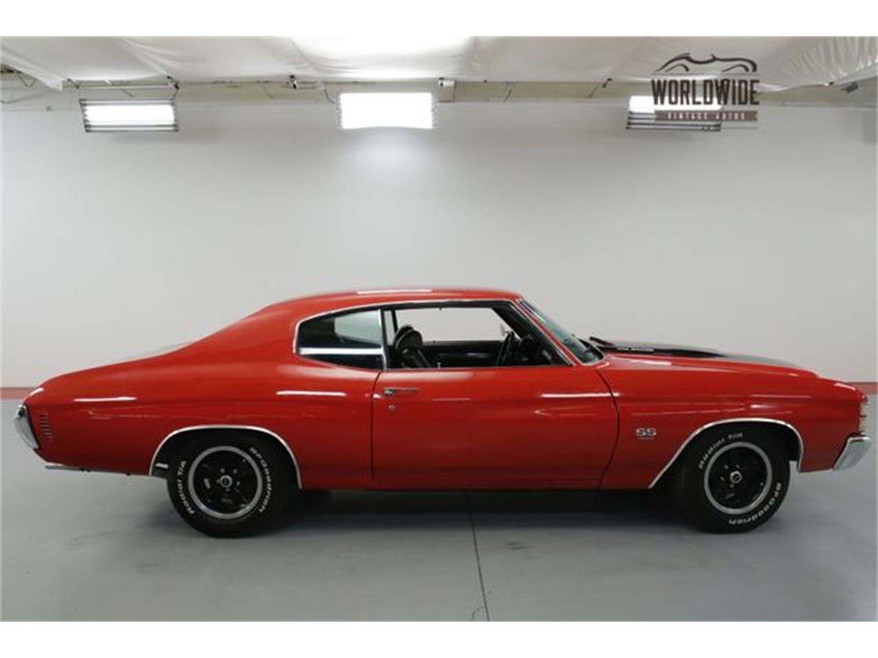 Large Picture of 1971 Chevrolet Chevelle Offered by Worldwide Vintage Autos - PH1X