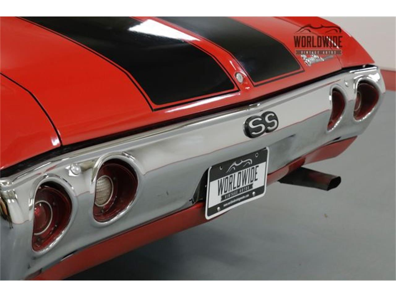 Large Picture of '71 Chevelle Offered by Worldwide Vintage Autos - PH1X