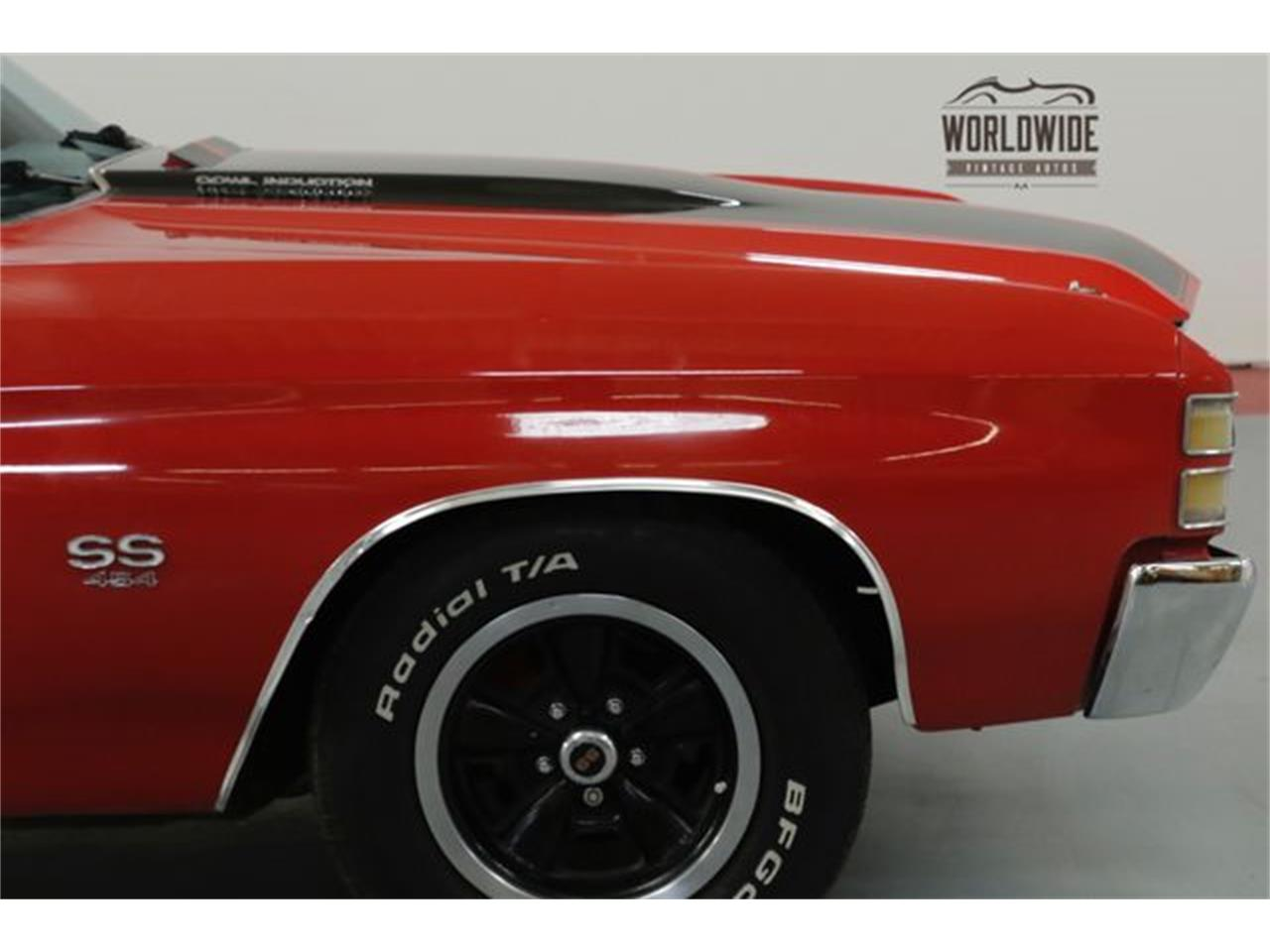 Large Picture of '71 Chevrolet Chevelle located in Colorado - $24,900.00 Offered by Worldwide Vintage Autos - PH1X