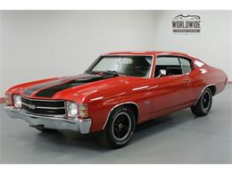 Picture of 1971 Chevrolet Chevelle located in Colorado - $24,900.00 Offered by Worldwide Vintage Autos - PH1X