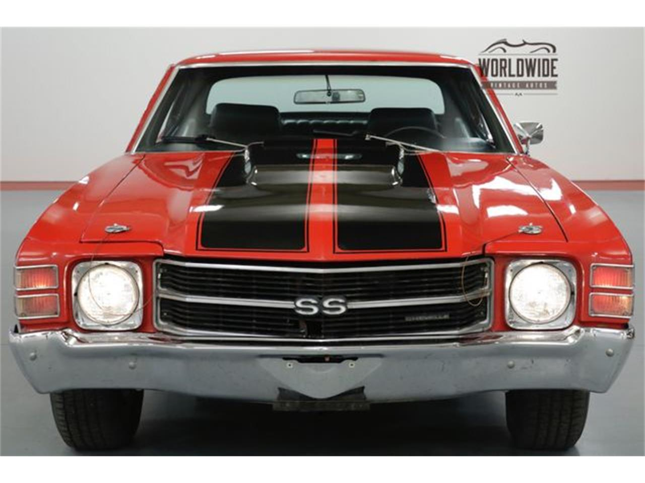 Large Picture of Classic 1971 Chevrolet Chevelle located in Colorado Offered by Worldwide Vintage Autos - PH1X