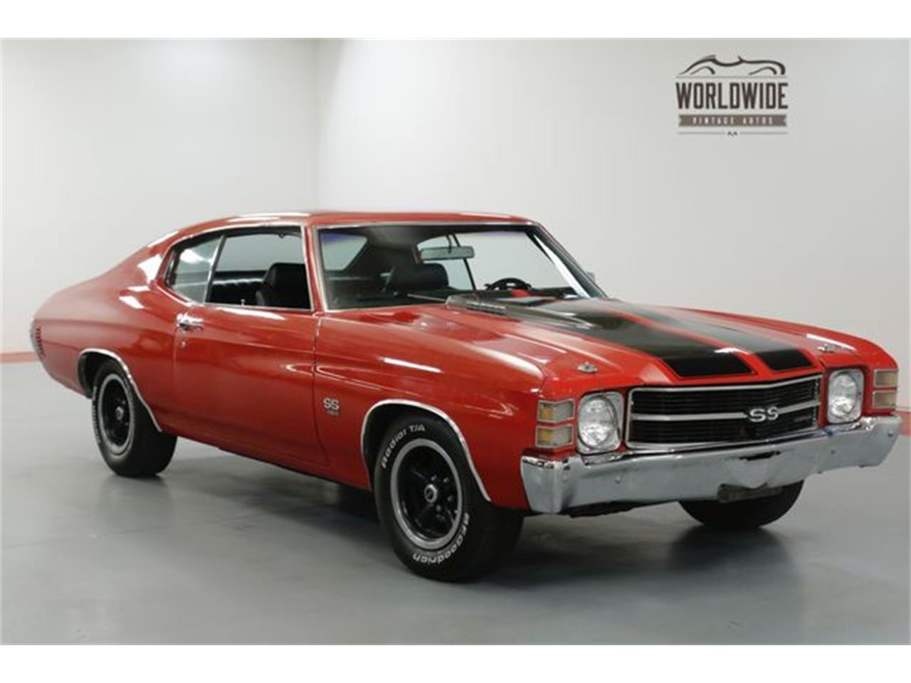 Large Picture of '71 Chevelle located in Denver  Colorado - $24,900.00 Offered by Worldwide Vintage Autos - PH1X