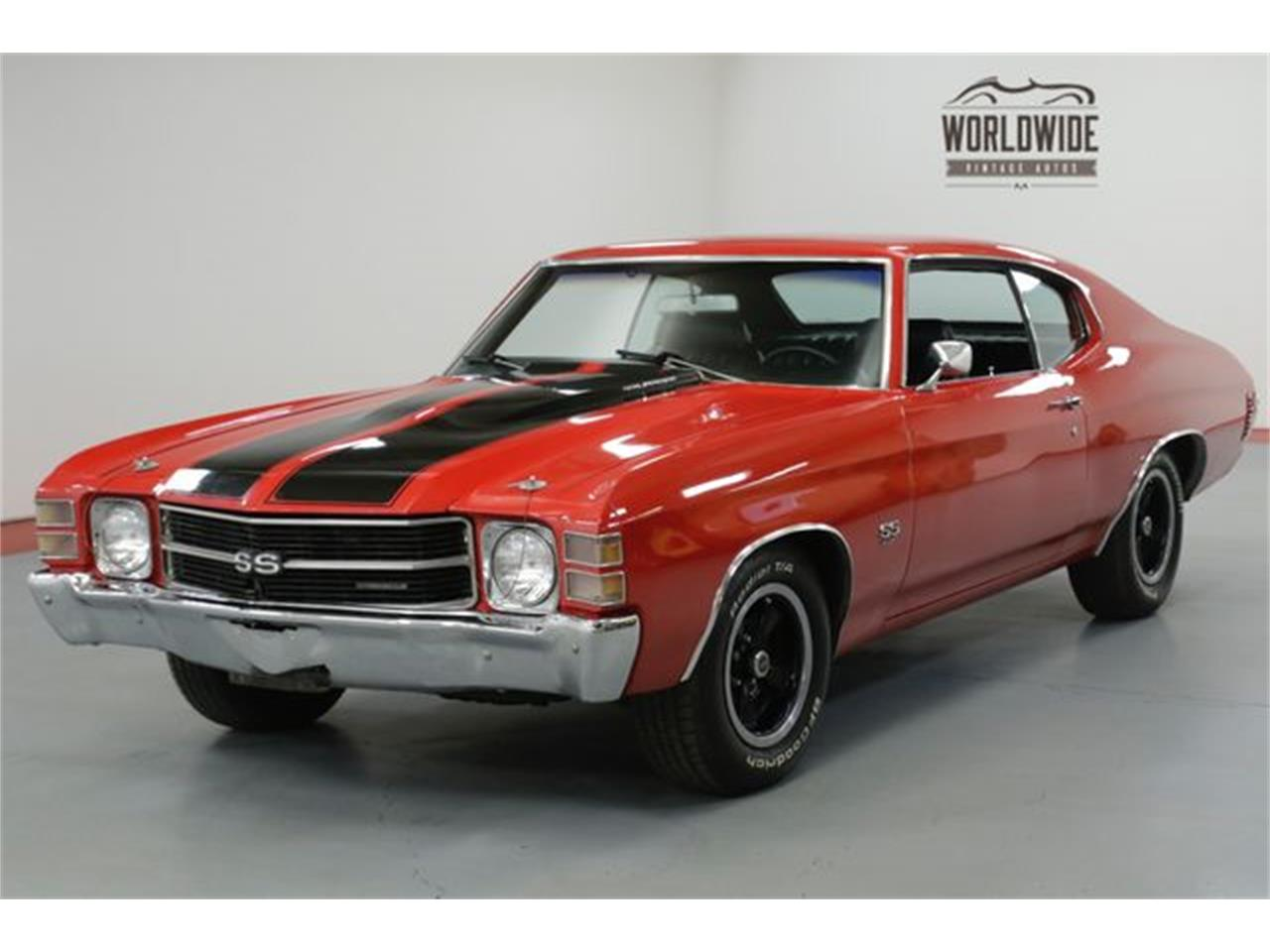 Large Picture of Classic '71 Chevelle located in Colorado - $24,900.00 Offered by Worldwide Vintage Autos - PH1X