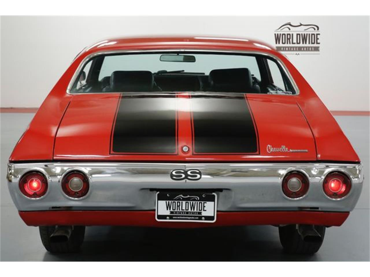 Large Picture of 1971 Chevelle located in Denver  Colorado - PH1X