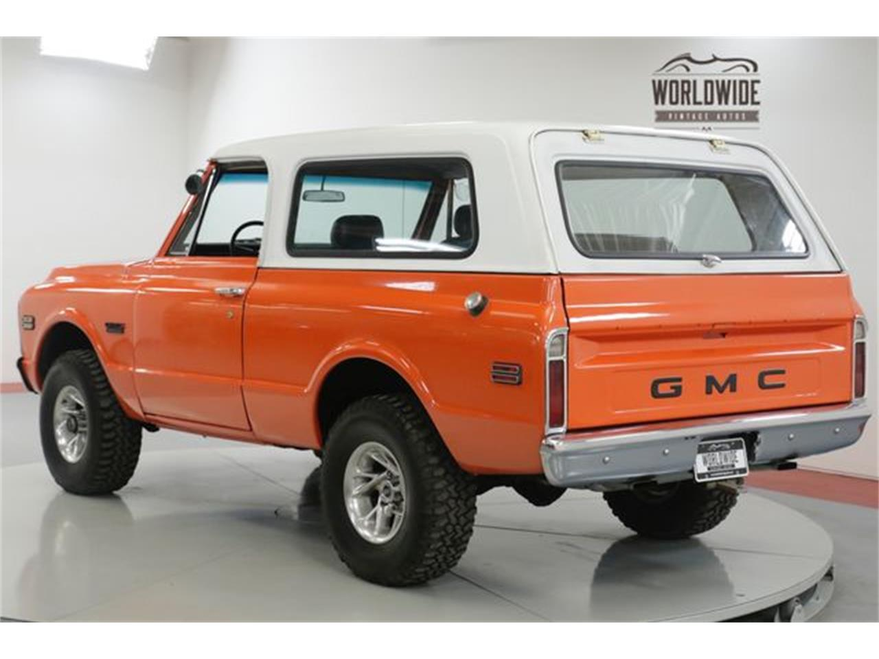 Large Picture of '70 GMC Jimmy - $27,900.00 Offered by Worldwide Vintage Autos - PH20