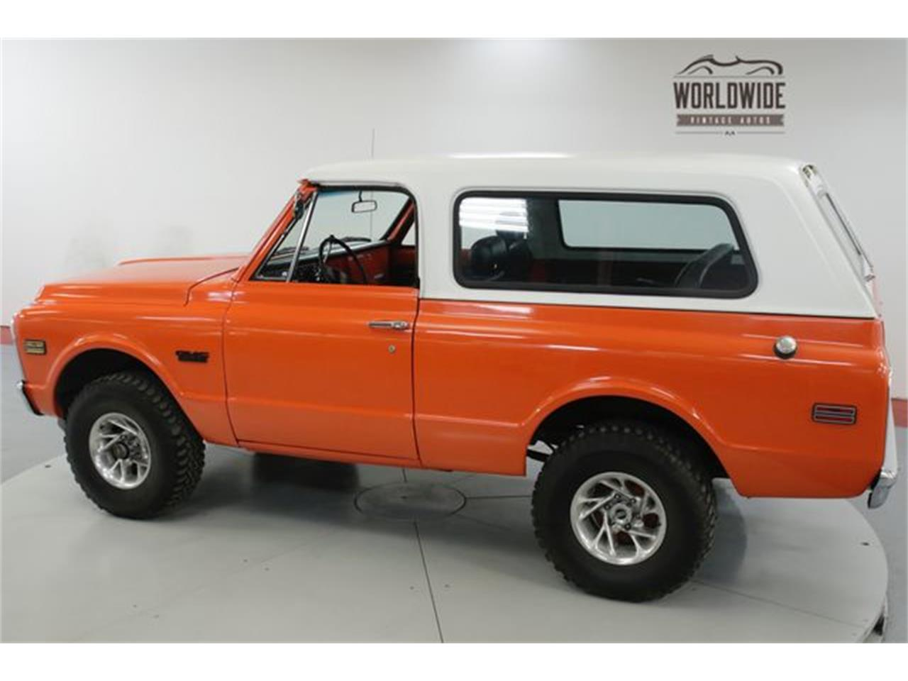 Large Picture of '70 Jimmy located in Denver  Colorado Offered by Worldwide Vintage Autos - PH20