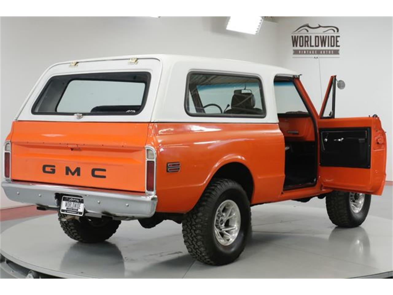 Large Picture of 1970 GMC Jimmy located in Denver  Colorado - $27,900.00 Offered by Worldwide Vintage Autos - PH20