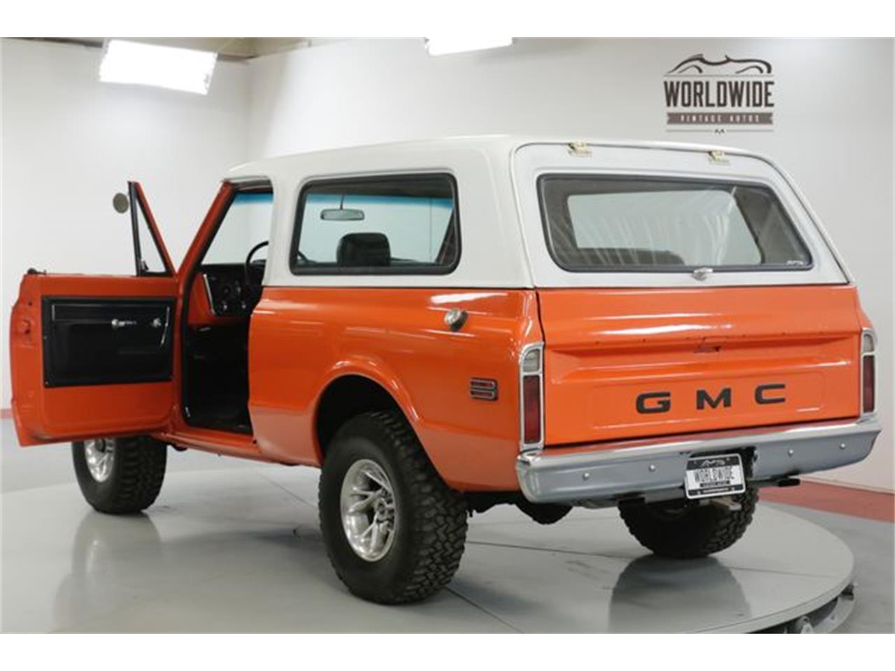 Large Picture of Classic 1970 GMC Jimmy - PH20