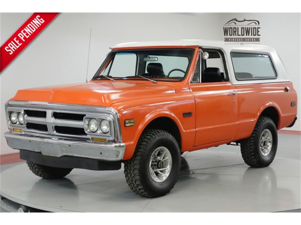Large Picture of Classic 1970 Jimmy Offered by Worldwide Vintage Autos - PH20