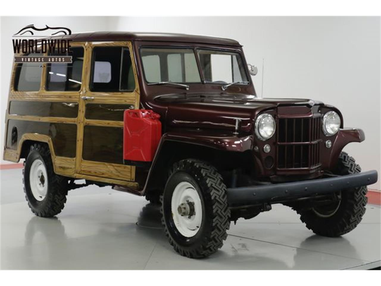Large Picture of '60 Willys - PH21