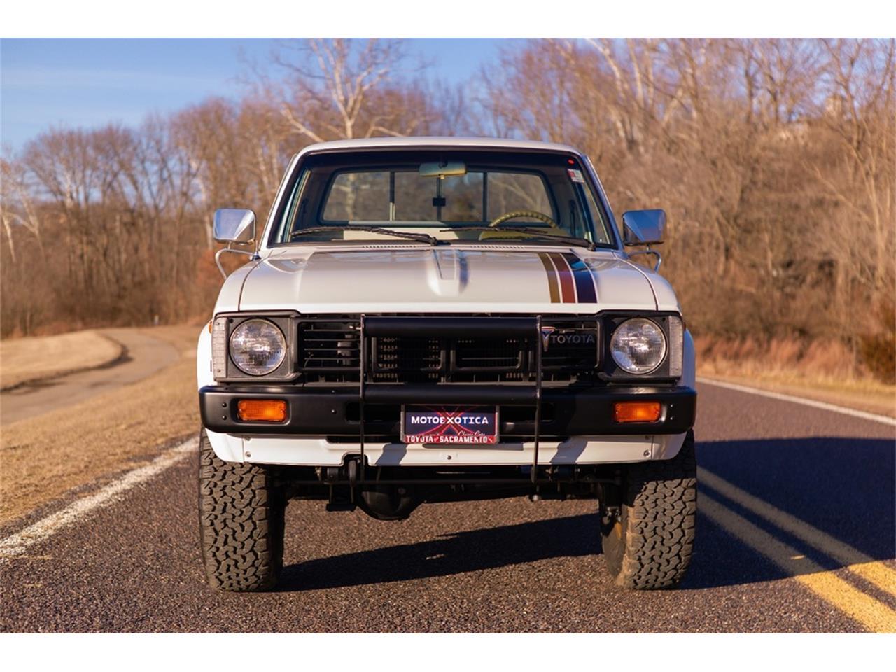 1981 toyota pickup for sale cc 1188515. Black Bedroom Furniture Sets. Home Design Ideas