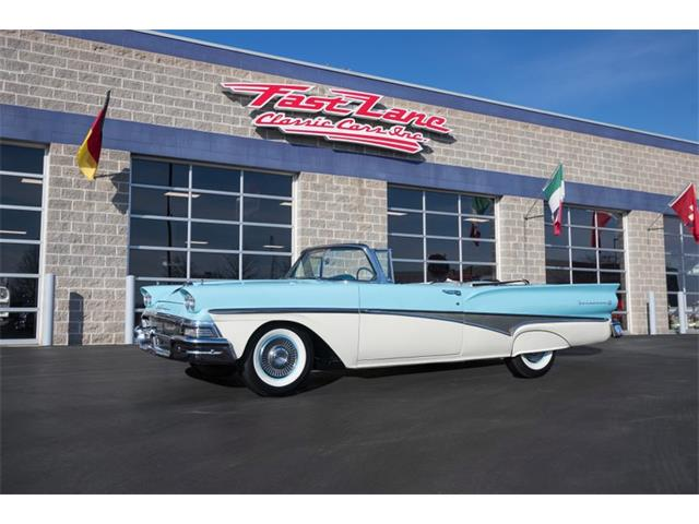 Picture of '58 Fairlane Sunliner - PH2F