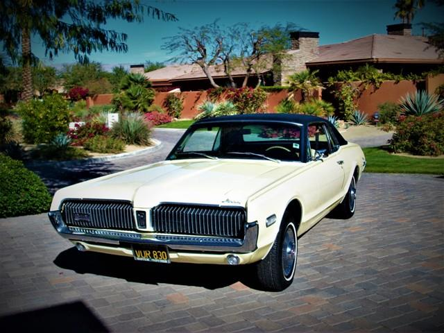 Picture of '68 Cougar - PB5G