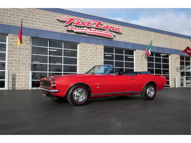 Picture of Classic '67 Chevrolet Camaro RS located in Missouri - $47,995.00 - PH2K