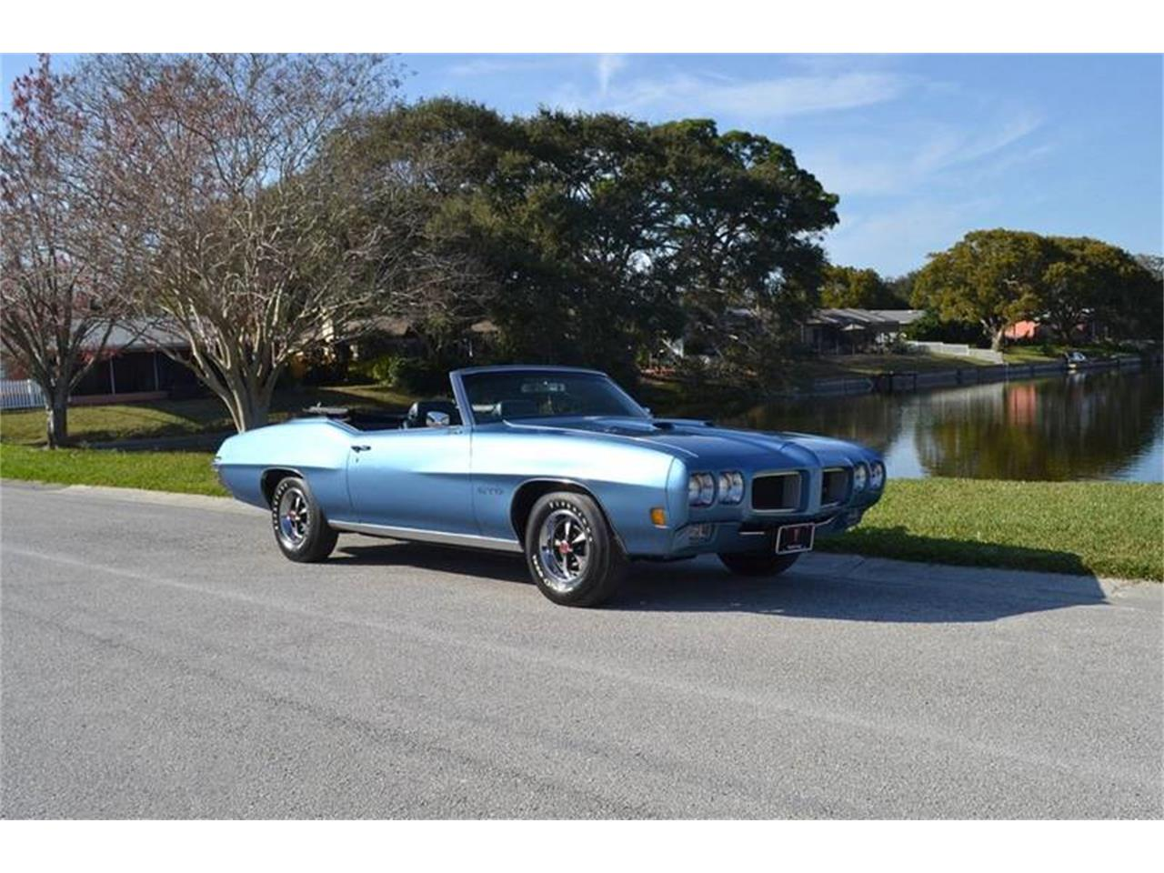 Large Picture of Classic '70 Pontiac GTO located in Florida Offered by PJ's Auto World - PH2Q