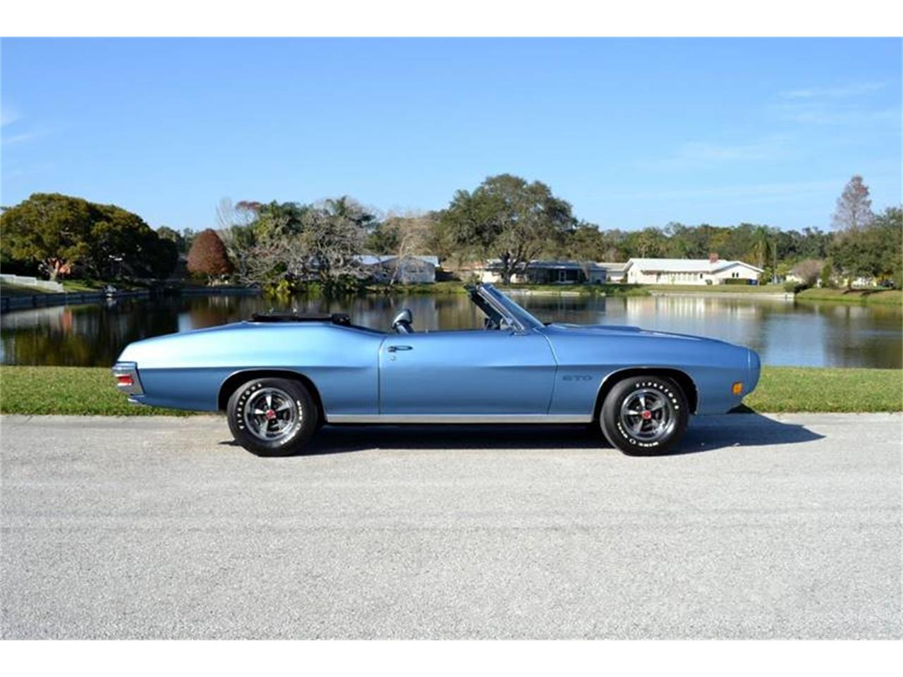 Large Picture of 1970 Pontiac GTO located in Florida Offered by PJ's Auto World - PH2Q