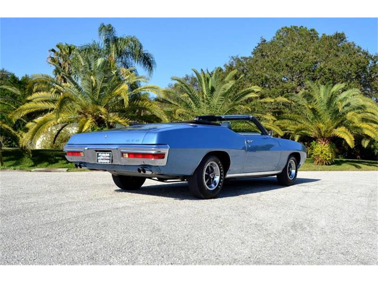 Large Picture of '70 Pontiac GTO located in Clearwater Florida Offered by PJ's Auto World - PH2Q