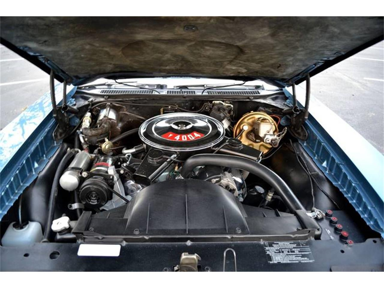 Large Picture of Classic '70 GTO - PH2Q
